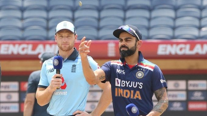 3rd ODI: England win toss, choose to field first