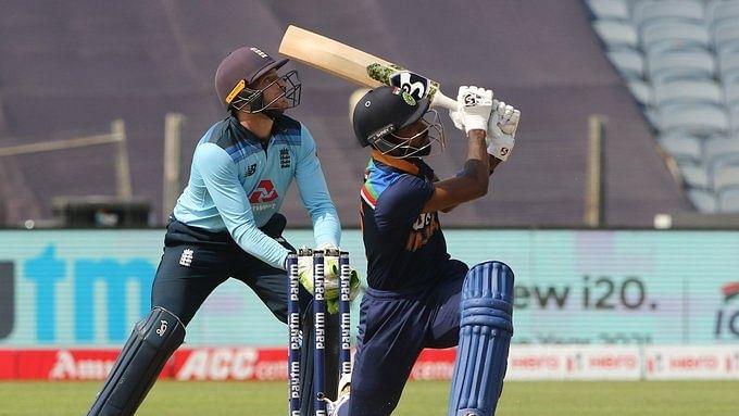 3rd ODI: Pant, Hardik power India to 329
