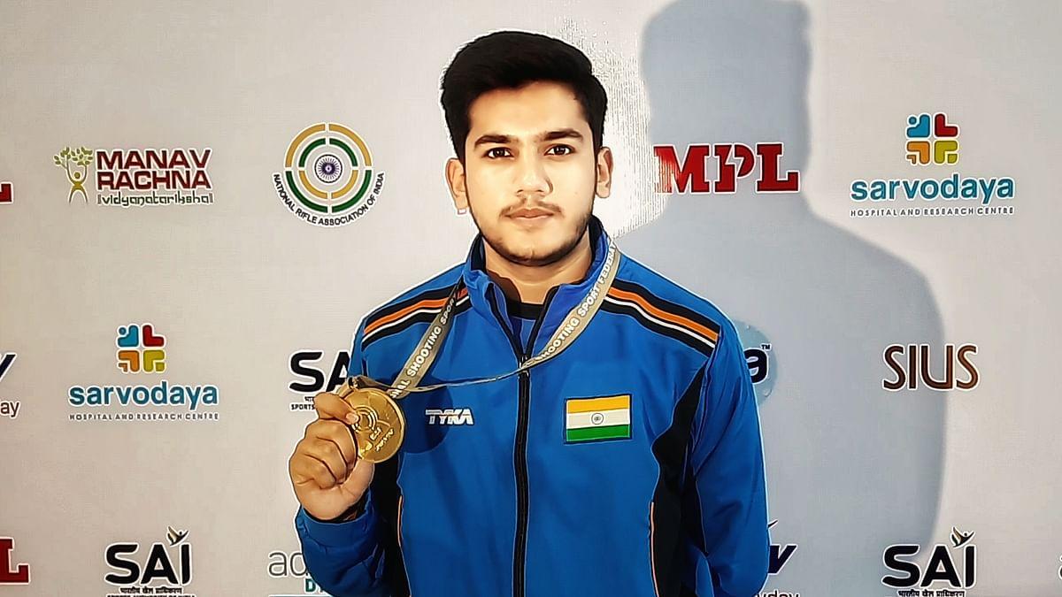Shooting World Cup: Aishwary Tomar and Chinki Yadav win gold