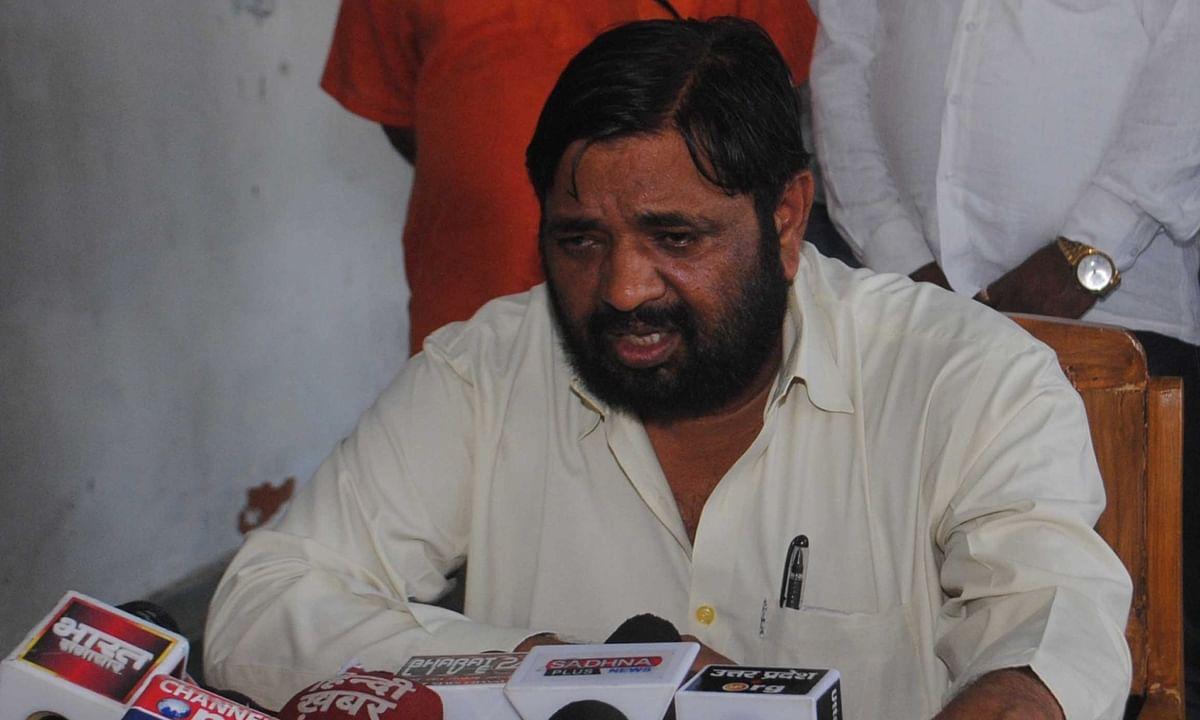 BJP MP Kaushal Kishore