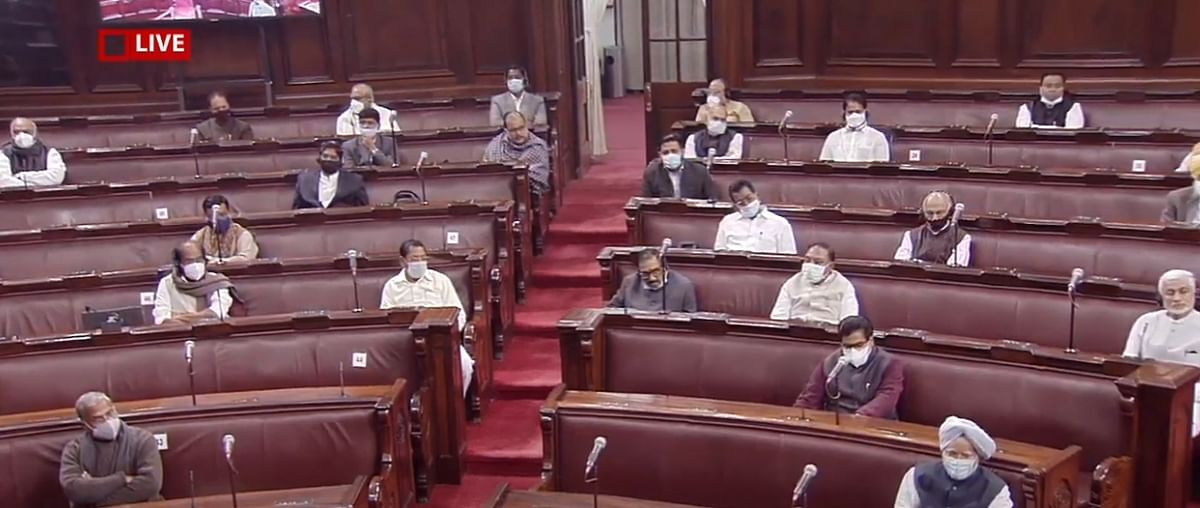 RS adjourned twice over fuel price hike issue