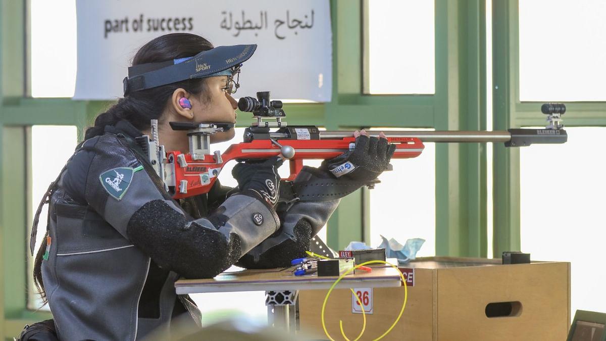 Para shooter Avani Lekhara clinches silver; India stay in top three