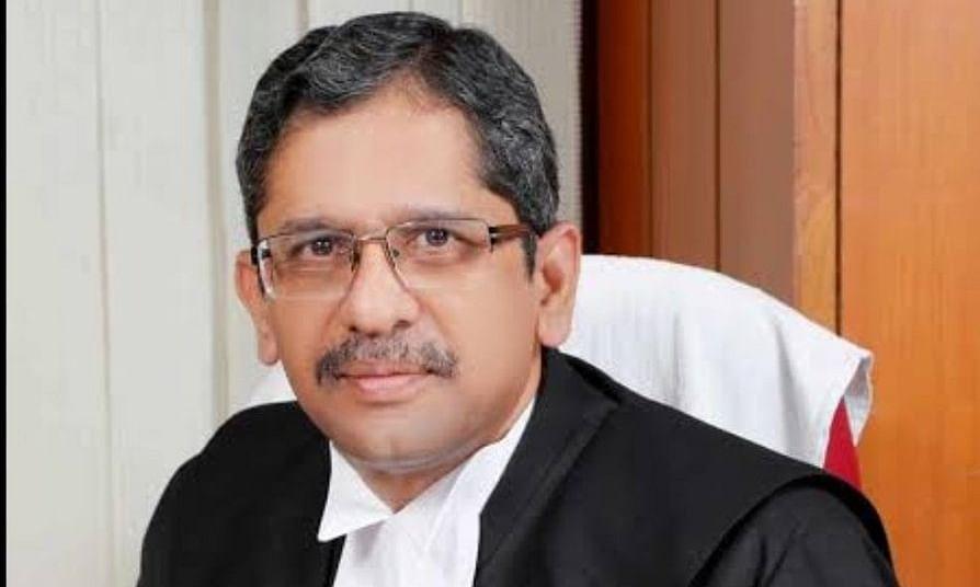 Justice N V Ramana