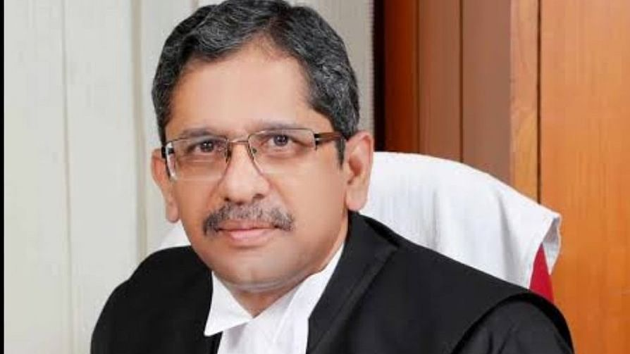 CJI Bobde recommends Justice N V Ramana as his successor