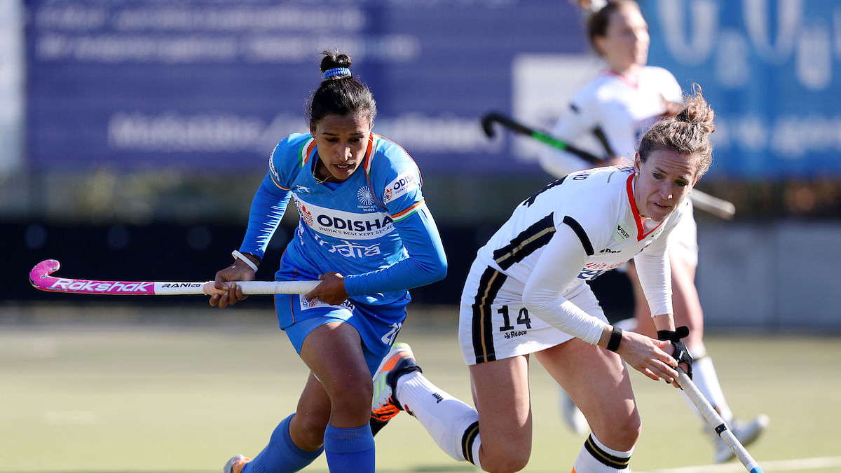 Hockey: India Women end Germany tour with 1-2 defeat