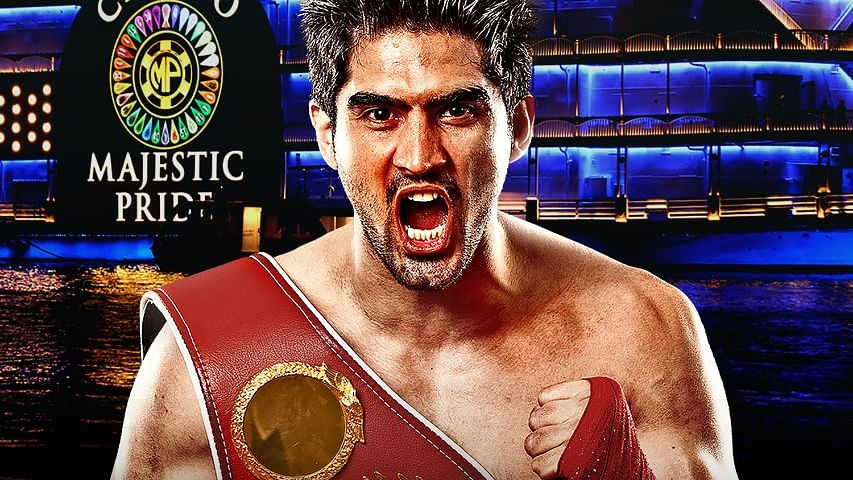 Boxing: Vijender to feature on pay per view for the first time