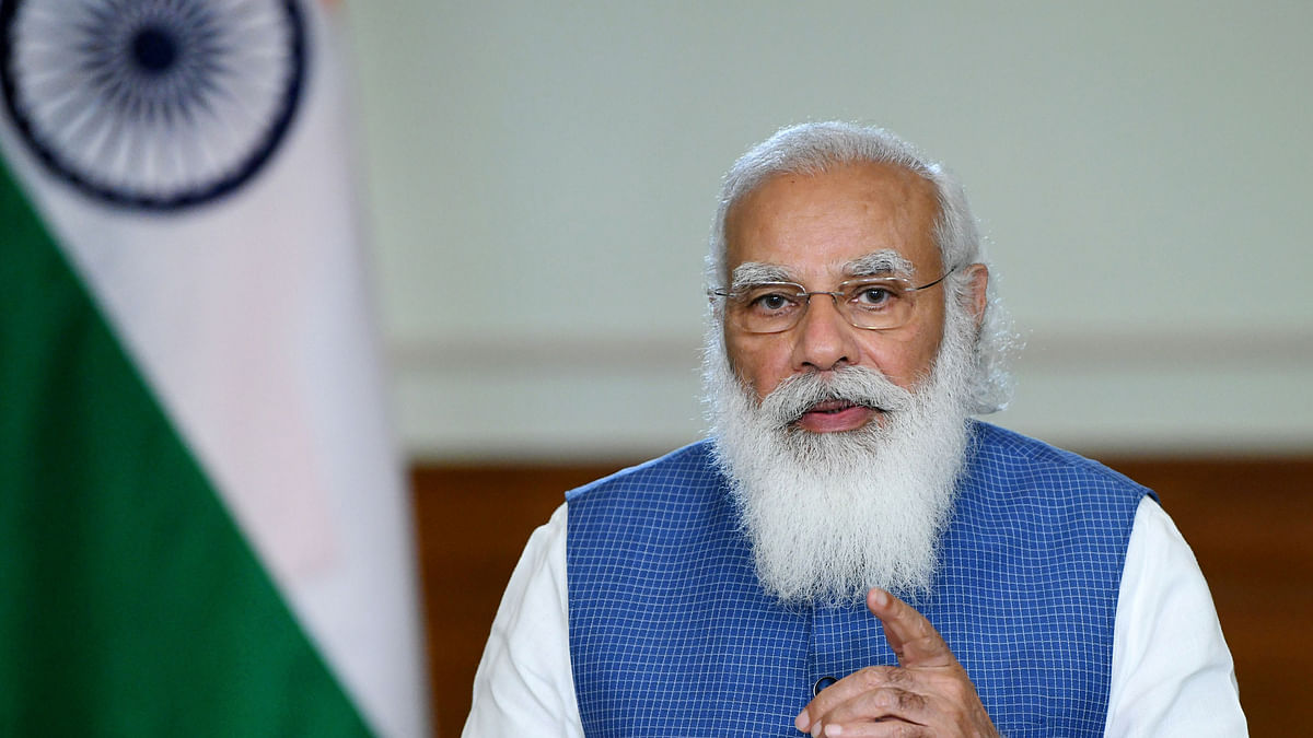 In an interdependent world, no country immune to effects of global disasters: Modi