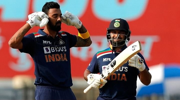 2nd ODI: Rahul, Pant power India to 336/6 against England