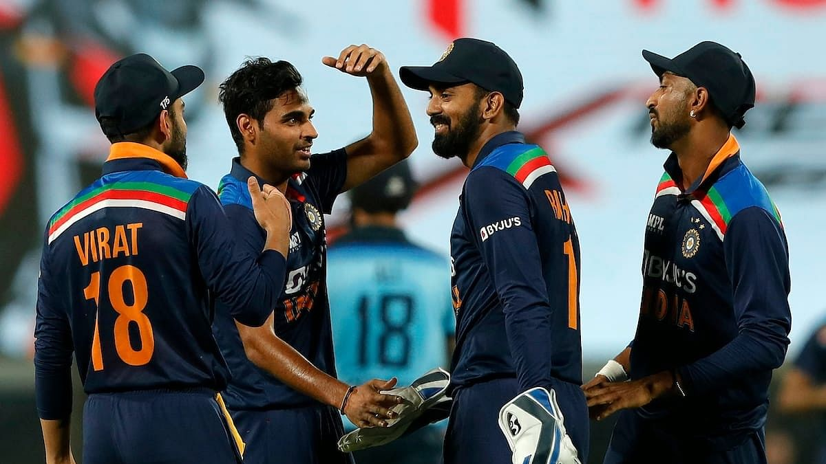 1st ODI: India thrash England by 66 runs, go 1-0 up