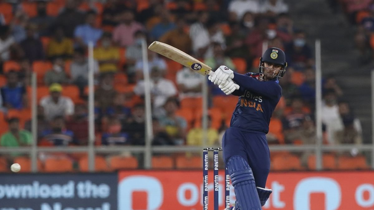 2nd T20I: Ishan's blitzkrieg powers India to 7-wkt win