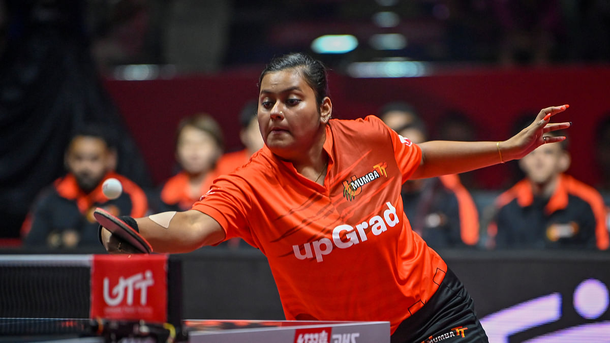 Table Tennis: Sutirtha, Ahyika win opening qualifying rounds at WTT Star Contender