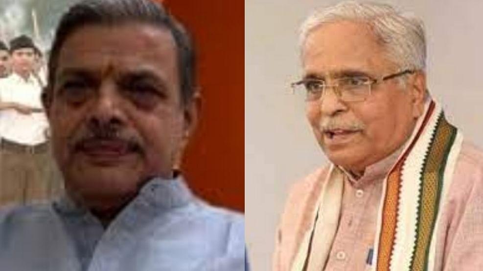 Major RSS rejig, Hosabale replaces Bhaiyaji Joshi as General Secretary