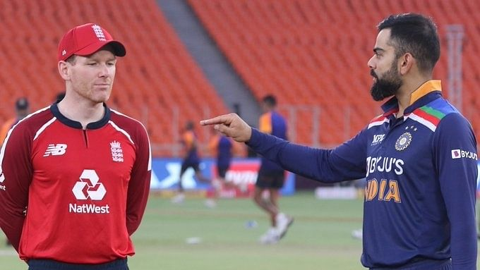 England win toss, elect to field first in 5th T20I against India