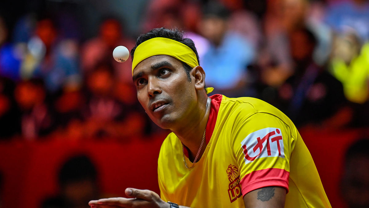 Table Tennis: Sharath downs World No. 16 Franziska; Sathiyan, Manika  out of WTT Star Contender