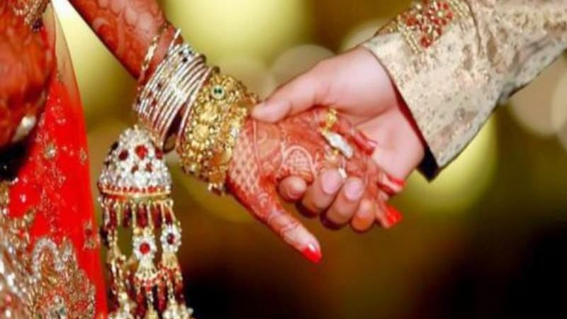 UP man gets married after his panchayat seat declared reserved for women
