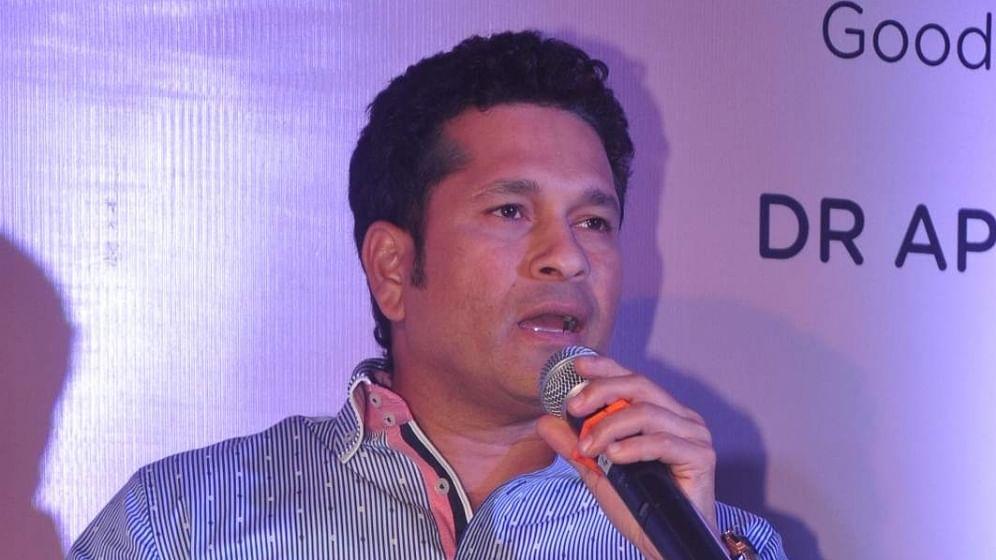 Sachin Tendulkar tests positive for Covid, family negative