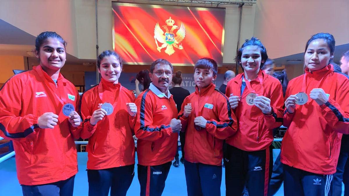 Boxing: Ankit Narwal, Gitika, Alfiya Pathan to spearhead Indian challenge in Youth World Championship