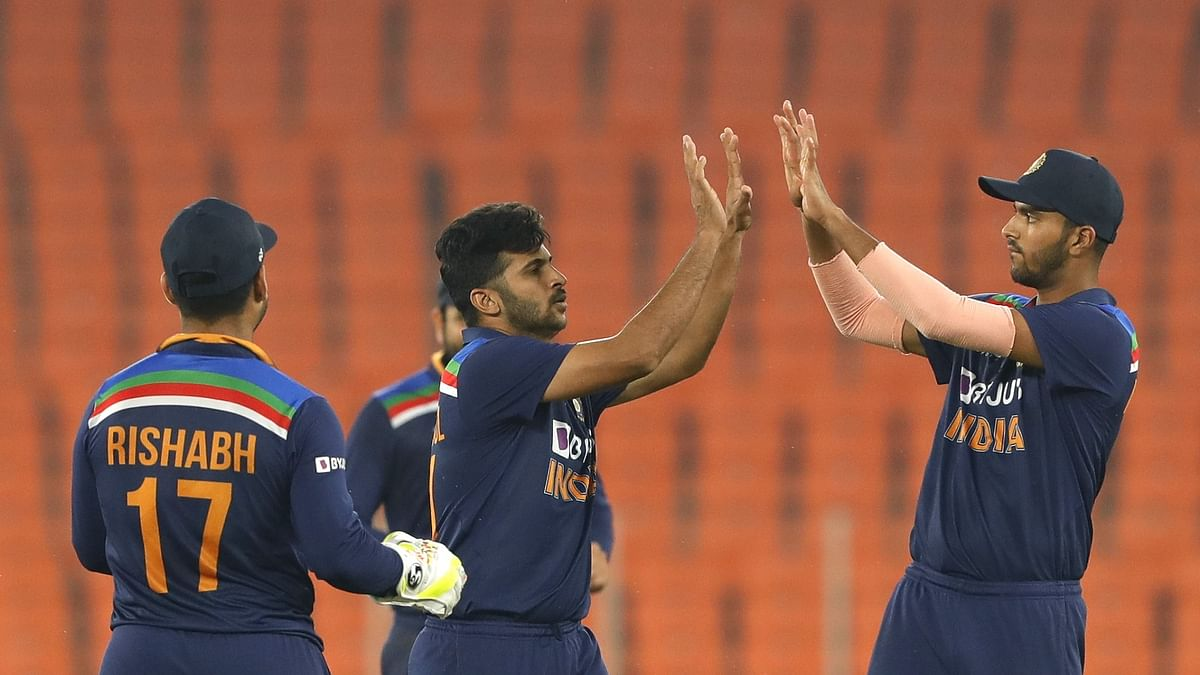 India beat England by 36 runs to clinch T20I series 3-2