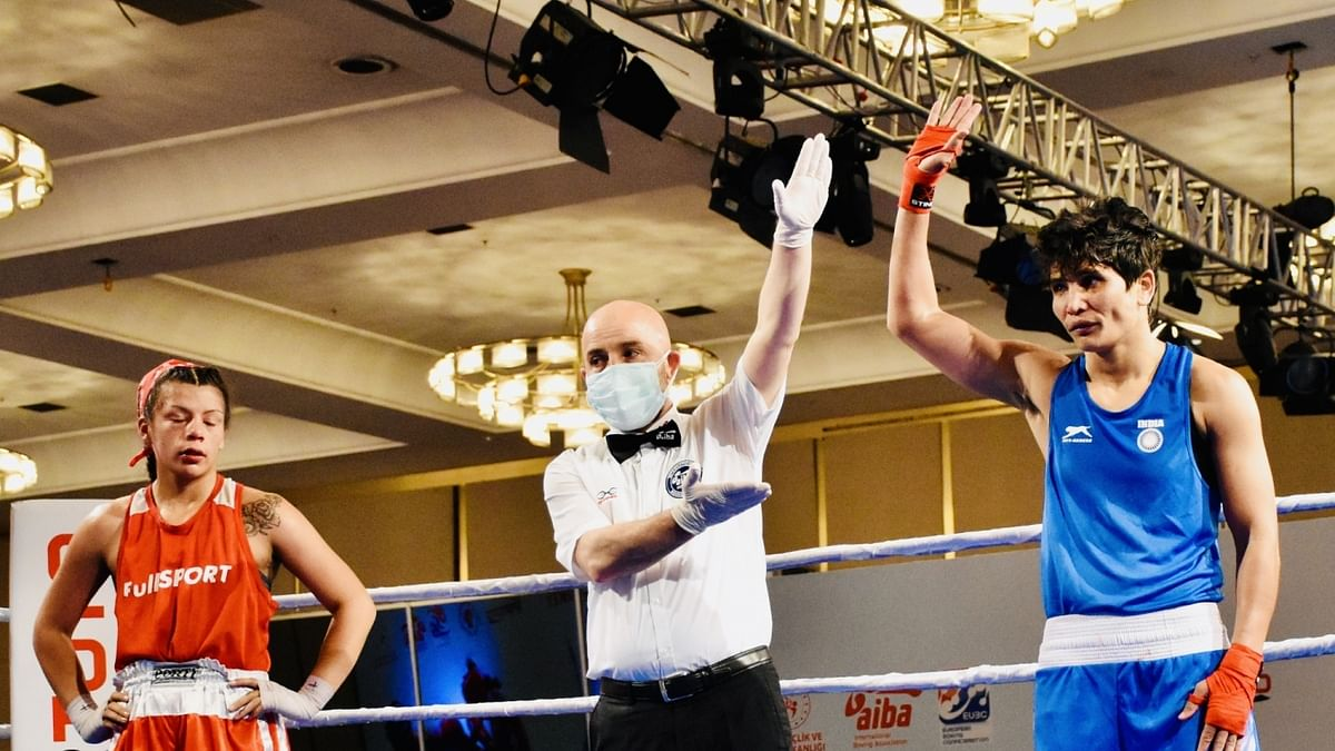 Mixed luck for Indian pugilists in Bosphorus Boxing Tournament