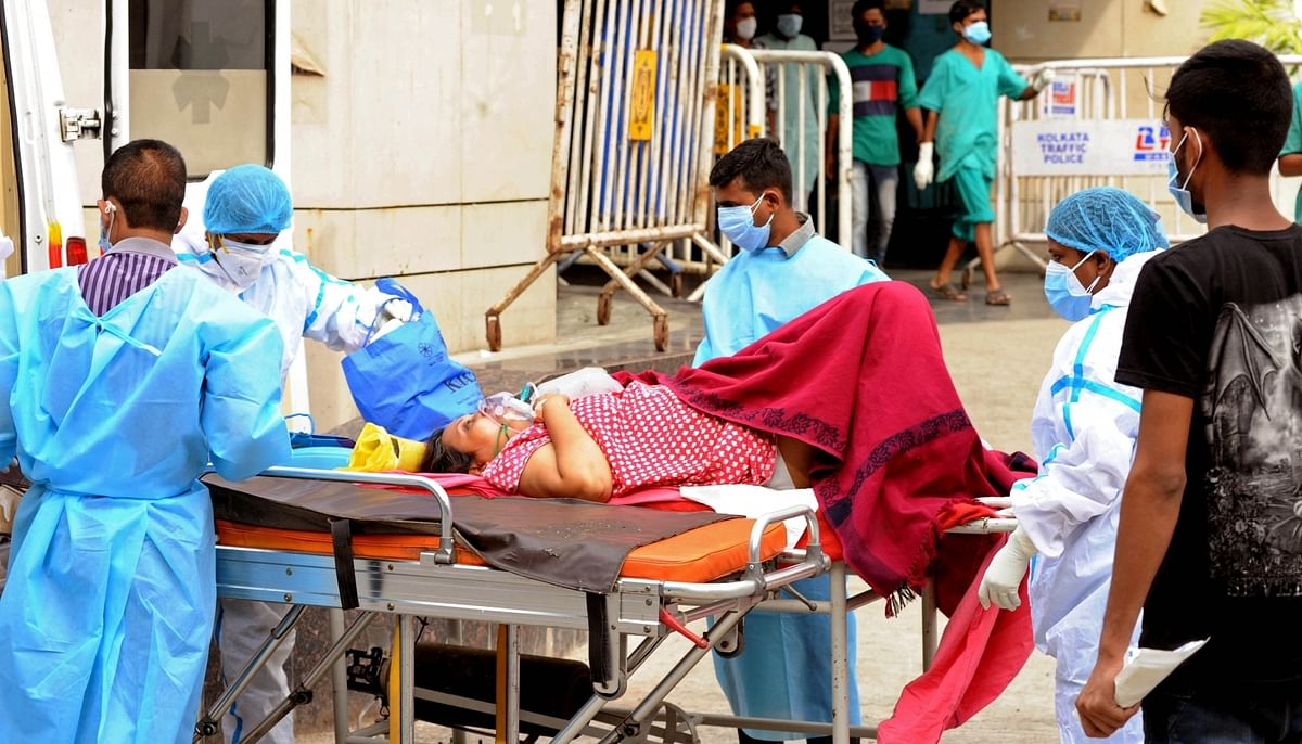 India reports new highs of 2,624 COVID-19 deaths, 346,786 fresh cases of infection in last 24 hours