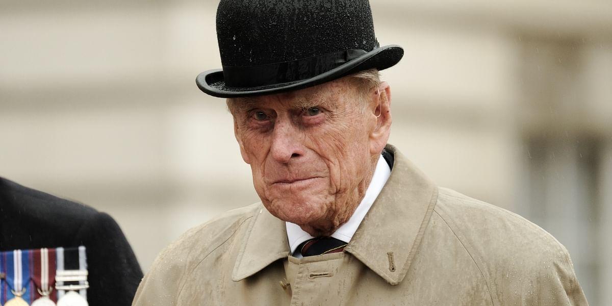 Queen Elizabeth II's husband Prince Philip passes away