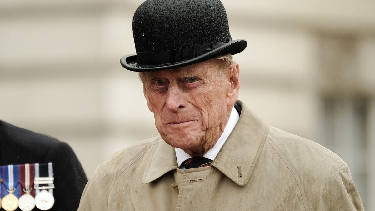 Prince Philip interred in royal vault of St George's Chapel in London