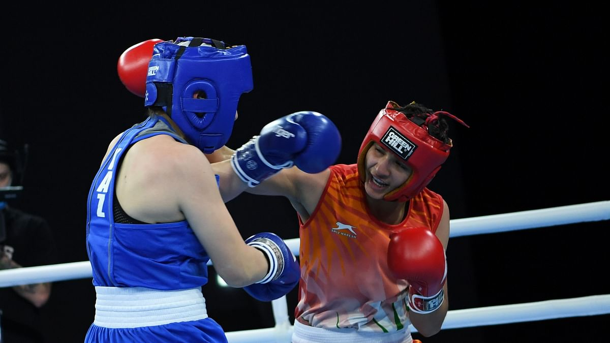 Boxers: Seven women among eight Indian pugilists in finals at AIBA Youth World Championships