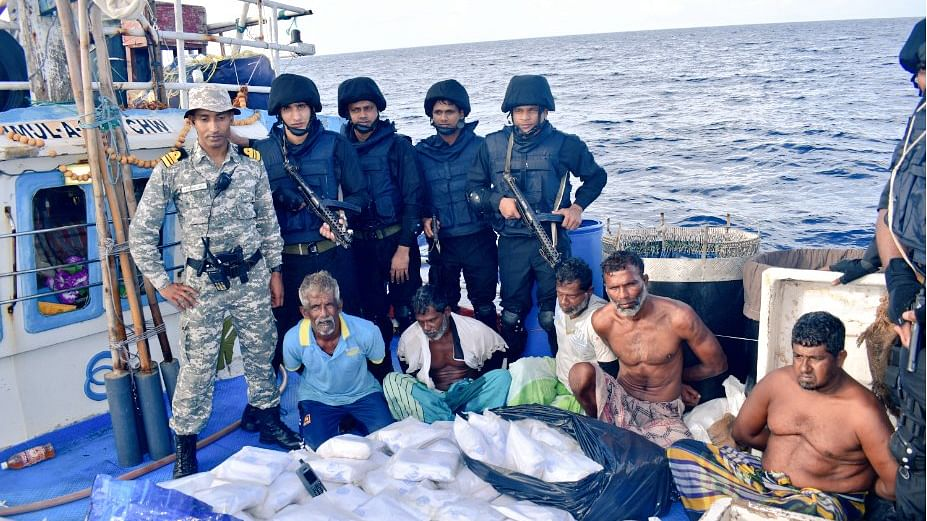 Indian Navy seizes narcotics worth Rs 3000 crore