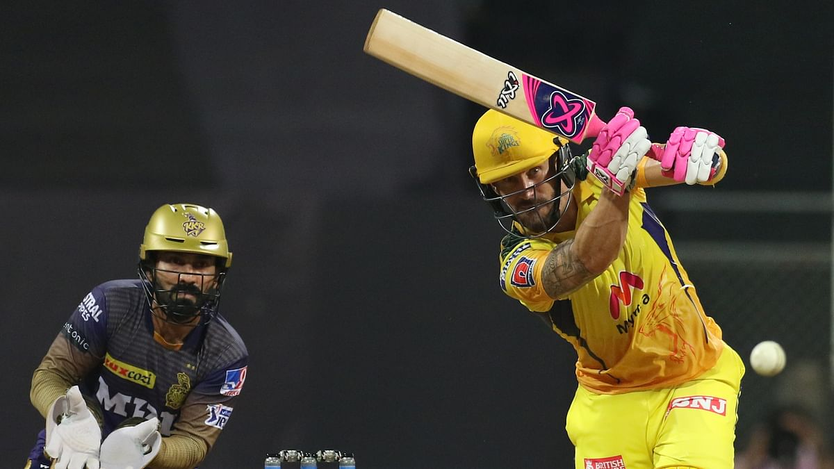 CSK survive scare, beat KKR by 18 runs in high-scoring clash