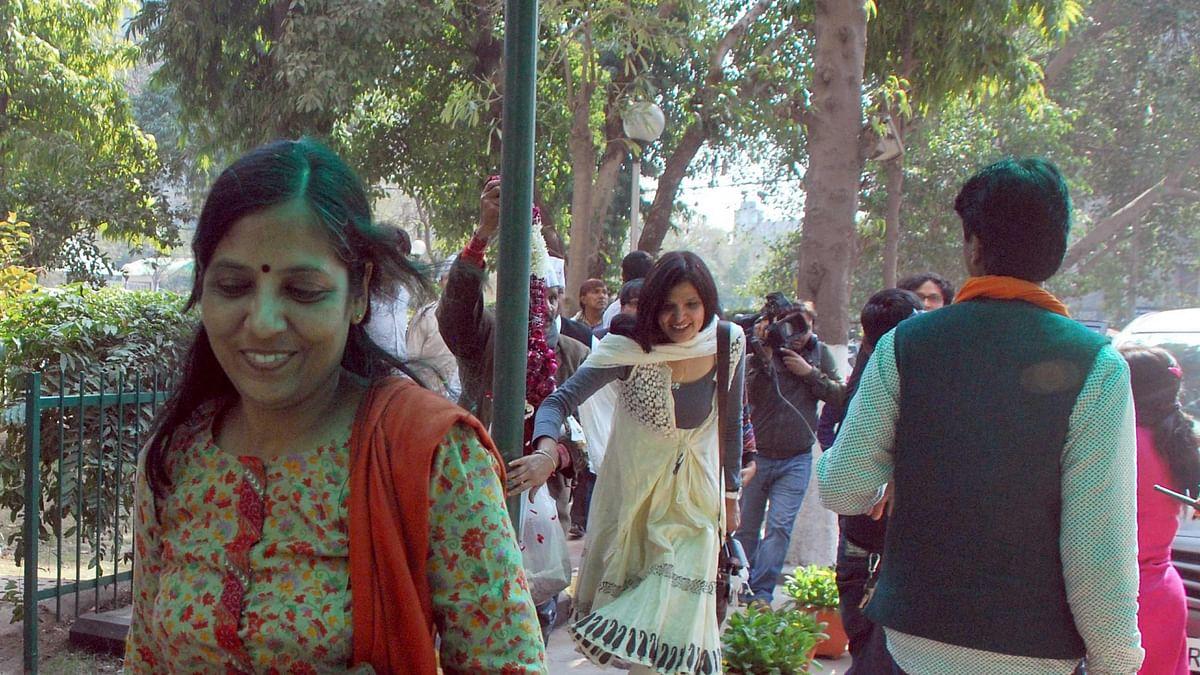 Arvind Kejriwal's wife tests positive for Covid