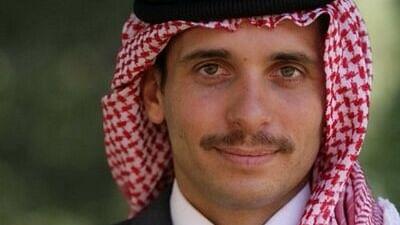 Jordan's Prince Hamzah says he's under house arrest