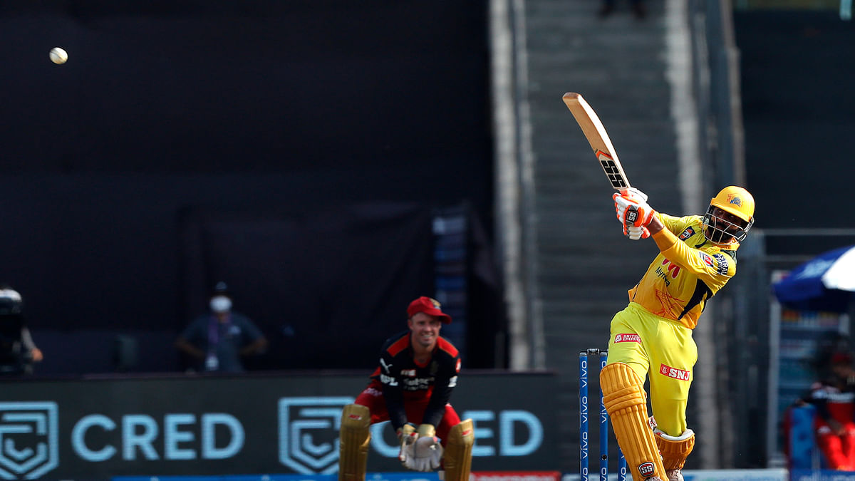 Jadeja leads with bat and ball as CSK beat RCB by 69 runs