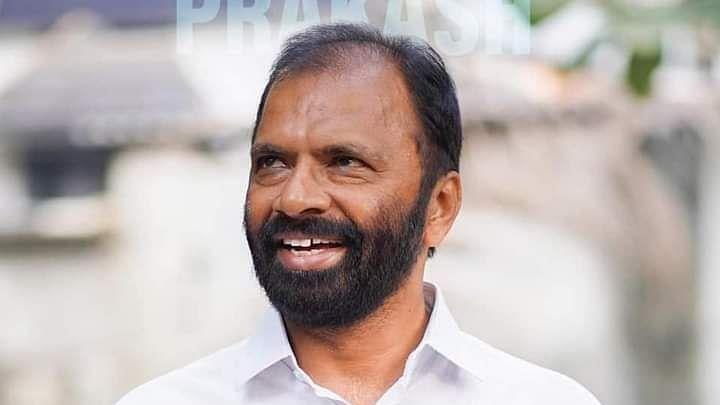 Kerala: Congress leader V. V. Prakash passes away