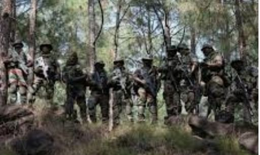 File photo of CRPF personnel in Chhattisgarh