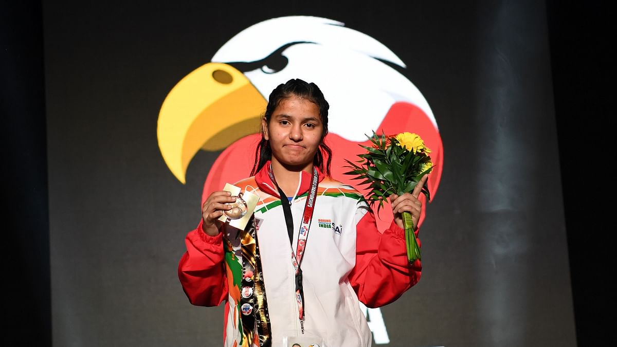 Indian women pugilists win 7 gold medals at  AIBA Youth World Championships