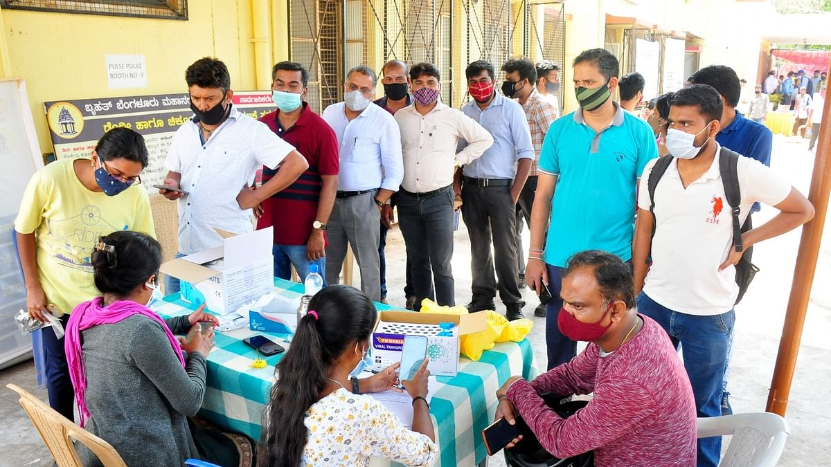India reports 513 COVID-19 deaths, 93,249 new cases of infection in last 24 hours