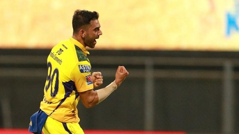 Chahar bags 4/13 as Chennai thrash Punjab by 6 wkts