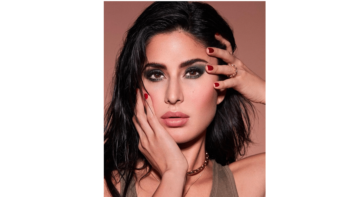 Actress Katrina Kaif tests positive for Covid-19