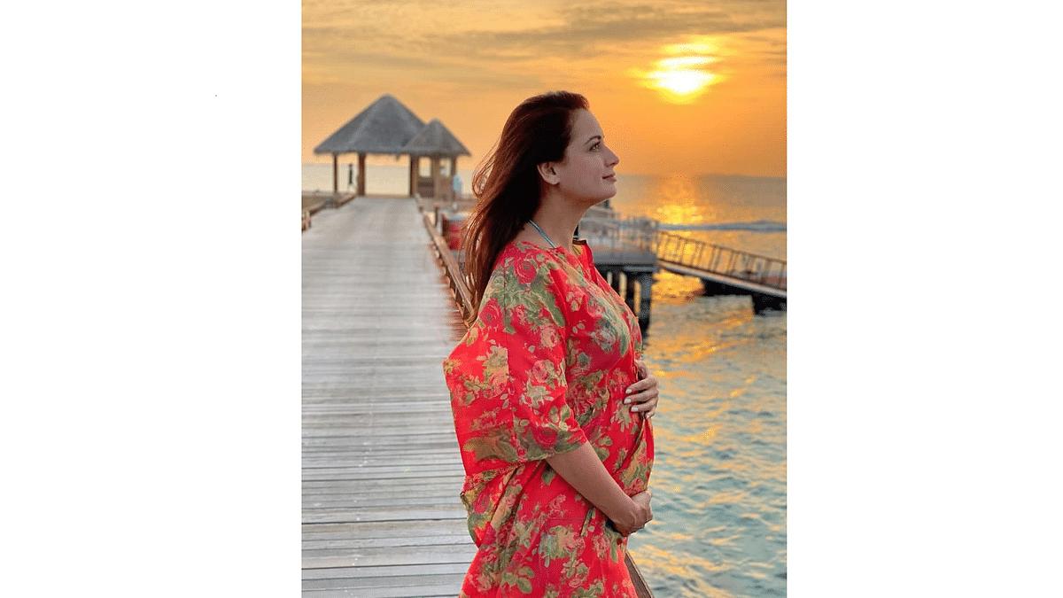 Actress Dia Mirza announces pregnancy