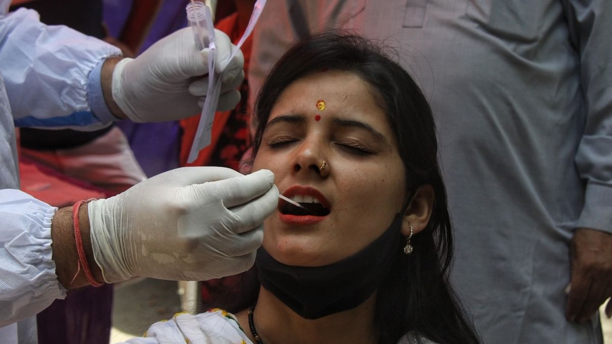 India reports 1,027 COVID-19 deaths, new high of 184,372 cases of infection in 24 hours