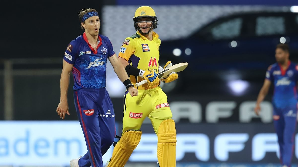 Sam Curran's late heroics take CSK to 188/7