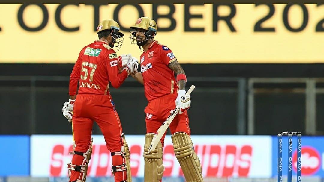 Hooda, Rahul take Punjab Kings to 221/6 against RR