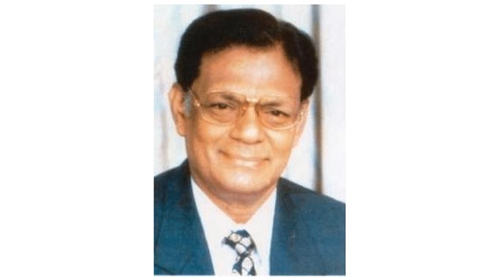 CSK Chairman Sabaretnam passes away