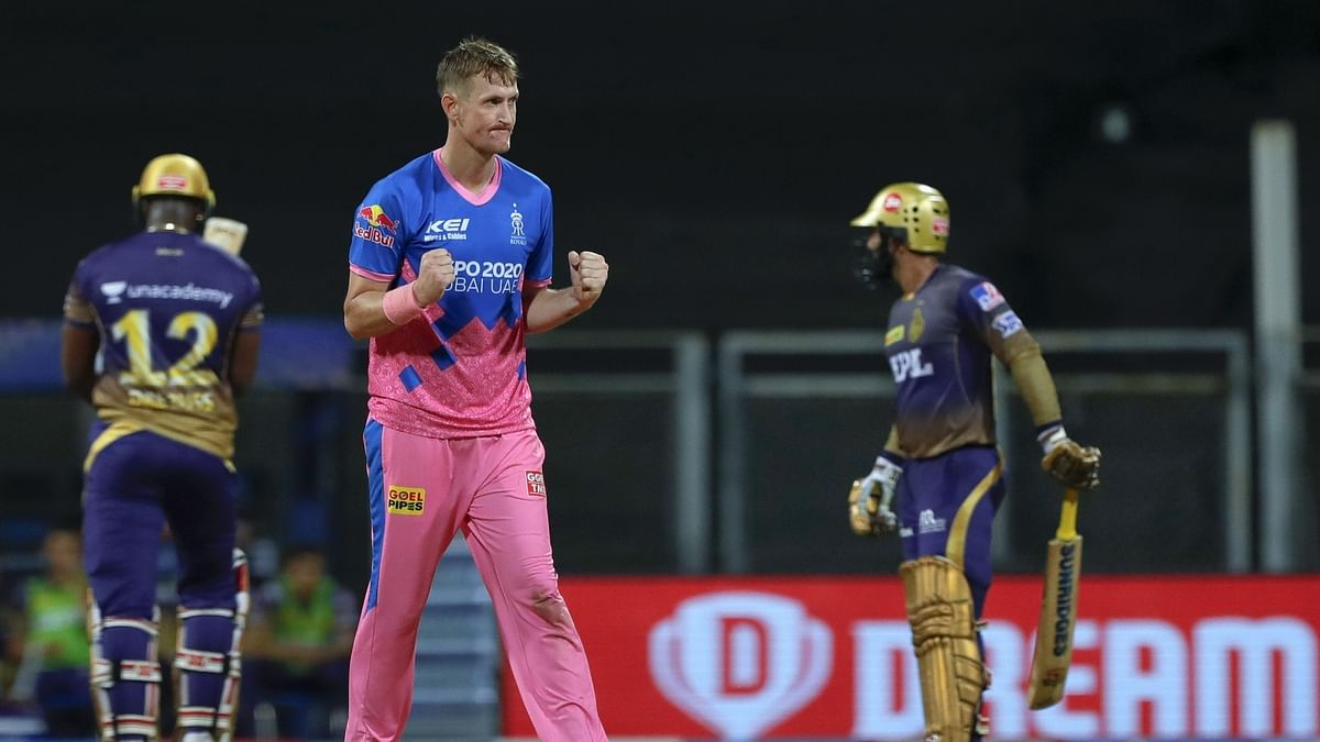 Morris's four-wicket haul restricts KKR to 133/9