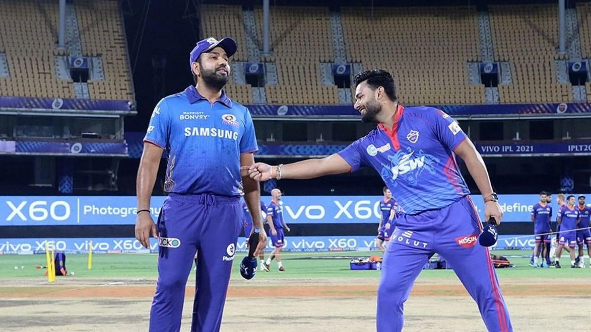 Mumbai Indians win toss, elect to bat first against Delhi Capitals