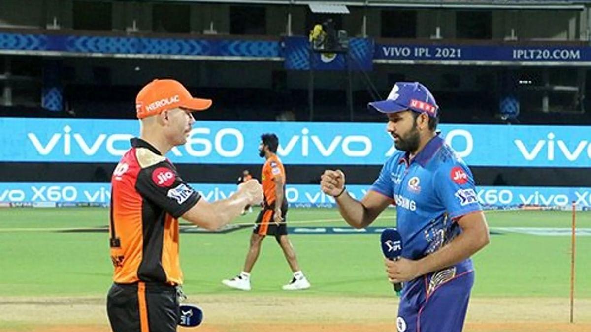 Mumbai Indians win toss, elect to bat first against SRH