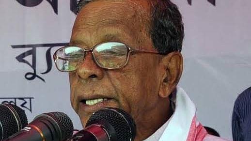 Former Assam CM Bhumidhar Barman passes away