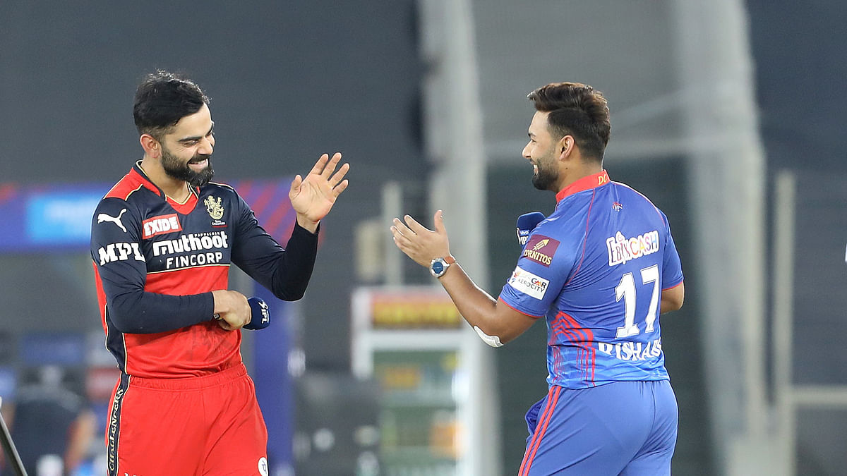 Delhi Capitals opt to field first against Royal Challengers Bangalore