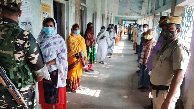 More than 76.07% votes cast in final phase of polling in Bengal elections