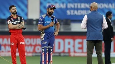 Virat Kohli, Rohit Sharma in IPL's opening duel